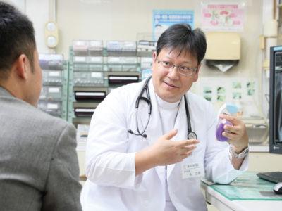 医療法人 桜希会 東朋病院[一丸 之寿 副院長]