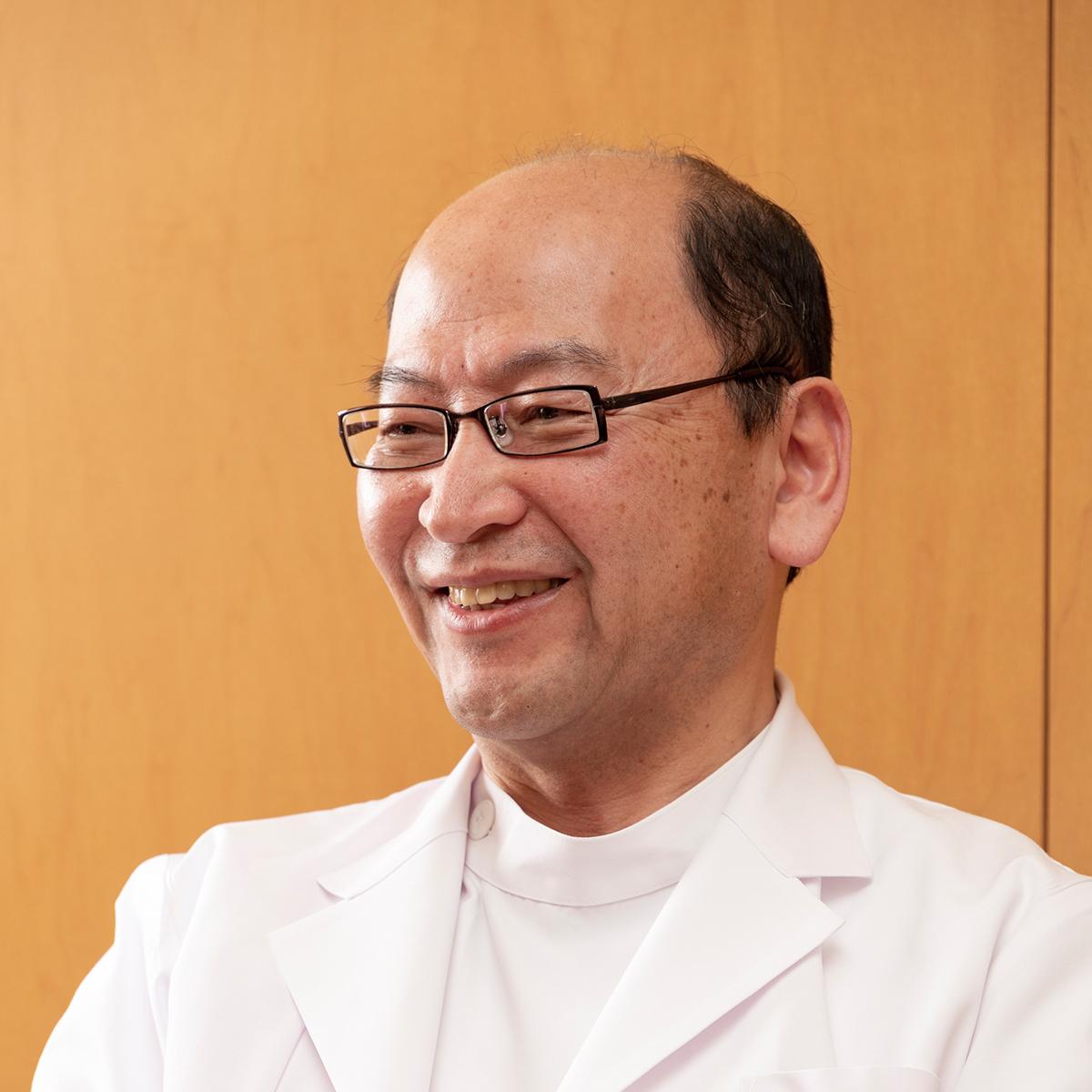八尾市立病院 田中先生