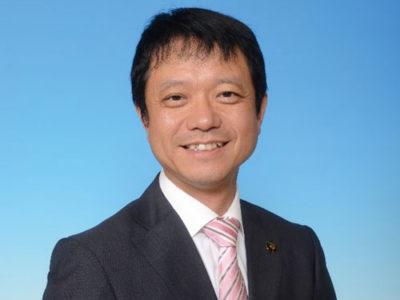 京田辺市長 上村 崇