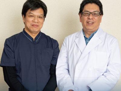 【対談】吉田病院 吉田 直正理事長 ×吉田 和正先生