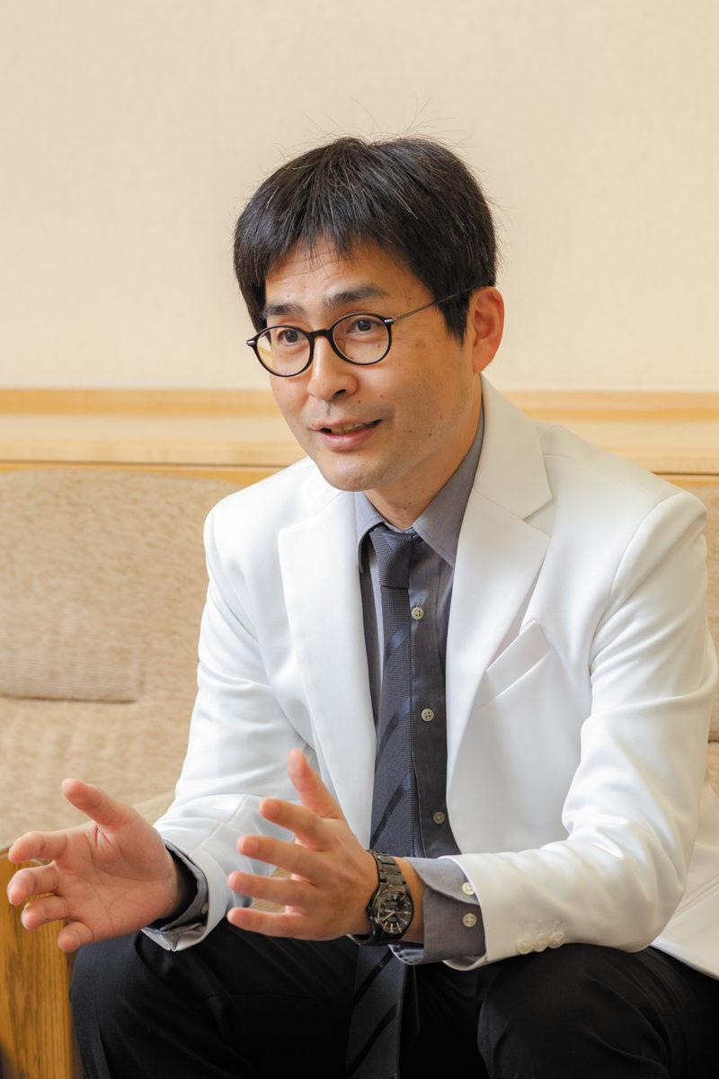 地方独立行政法人 市立東大阪医療センター 山内 孝 心臓血管外科部長