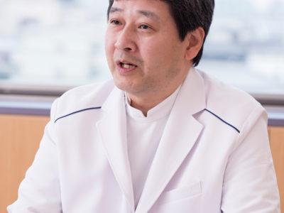 八尾市立病院 榊原 充 消化器内科部長・地域医療連携室室長補佐