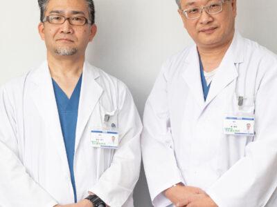 【対談】医療法人 一祐会藤本病院 藤本 明久 理事長 × 程 修司 病院長