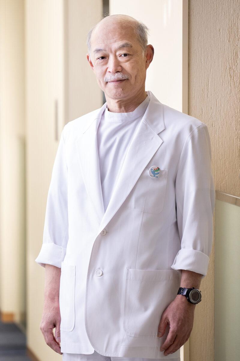 八尾市立病院 田村 茂行 病院長